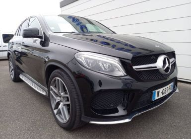 Vente Mercedes GLE CLASSE COUPE 350 D 9G-TRONIC 4MATIC FASCINATION Occasion