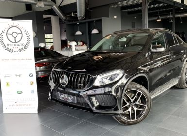 Vente Mercedes GLE CLASSE COUPE 43 AMG 390ch 4MATIC 9G-Tronic Occasion