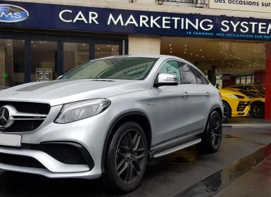 Acheter Mercedes GLE Classe coupe 63 AMG 7G-Tronic Speedshift Plus 4MATIC Occasion