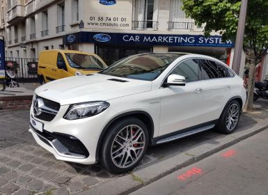 Voiture Mercedes GLE Classe coupe 63 S AMG 7G-Tronic Speedshift Plus 4MATIC Occasion