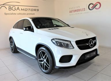 Achat Mercedes GLE CLASSE COUPE Coupé 350 d 9G-Tronic 4MATIC Fascination Occasion