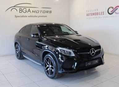 Vente Mercedes GLE CLASSE COUPE Coupé 350 d 9G-Tronic 4MATIC Sportline Occasion