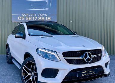 Vente Mercedes GLE Classe MERCEDES-BENZ Classe , Pack AMG, 350 D 3.0 D V6 , 4MATIC 9G-TRONIC , 258 Cv , Boîte auto' Occasion