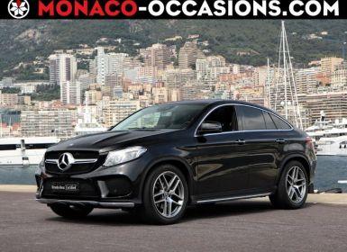 Vente Mercedes GLE Coupé 350 d 258ch Fascination 4Matic 9G-Tronic Occasion