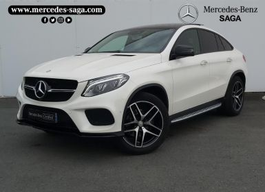 Achat Mercedes GLE Coupé 350 d 258ch Fascination 4Matic 9G-Tronic Occasion