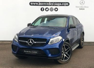 Mercedes GLE Coupé 350 d 258ch Fascination 4Matic 9G-Tronic