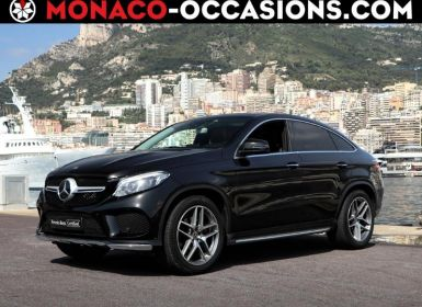 Achat Mercedes GLE Coupé 350 d 258ch Fascination 4Matic 9G-Tronic Euro6c Occasion