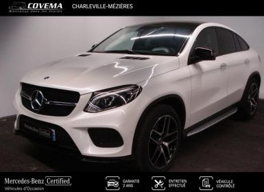 Vente Mercedes GLE Coupé 350 d 258ch Fascination 4Matic 9G-Tronic Euro6c Occasion