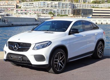 Vente Mercedes GLE Coupé 350 D 4-MATIC SPORTLINE PACK AMG 258 CV - MONACO Occasion