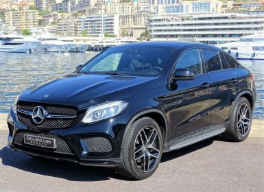 Vente Mercedes GLE Coupé 350 D COUPE 4-MATIC SPORTLINE PACK AMG 258 CV - MONACO Occasion