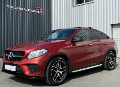 Vente Mercedes GLE Coupé 350 D FASCINATION 258ch 4MATIC 9G-TRONIC Occasion