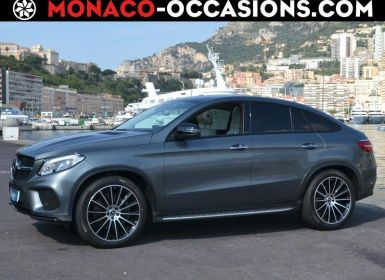 Vente Mercedes GLE Coupé 400 333ch Fascination 4Matic 9G-Tronic Occasion