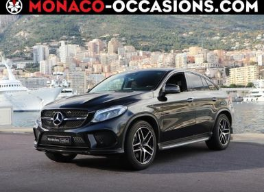 Achat Mercedes GLE Coupé 43 AMG 390ch 4Matic 9G-Tronic Euro6d-T Occasion