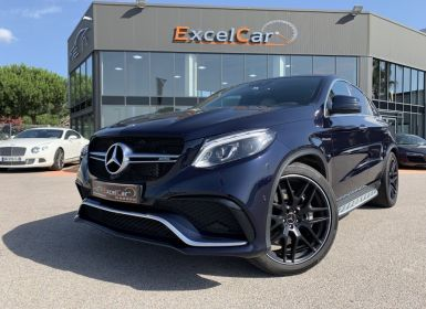 Vente Mercedes GLE Coupé 63 AMG 7G-tronic Speedshift plus AMG Occasion