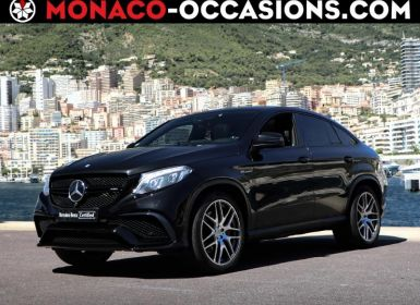 Vente Mercedes GLE Coupé 63 AMG S 585ch 4Matic 7G-Tronic Speedshift Plus Occasion