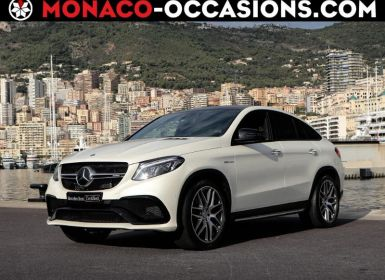 Achat Mercedes GLE Coupé 63 AMG S 585ch 4Matic 7G-Tronic Speedshift Plus Occasion