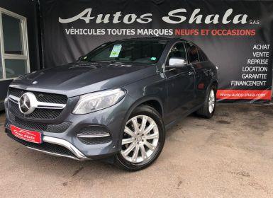 Vente Mercedes GLE Coupé (C292) 350 D 258CH 4MATIC 9G-TRONIC Occasion