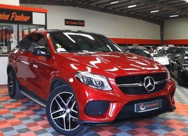 Vente Mercedes GLE Coupé (C292) 350 D 258CH FASCINATION 4MATIC 9G-TRONIC Occasion