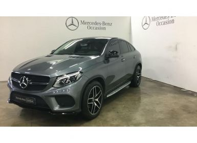 Mercedes GLE Coupé Coupe 350 d 258ch Fascination 4Matic 9G-Tronic Euro6c Occasion