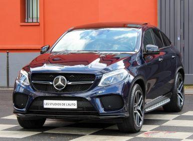 Achat Mercedes GLE Coupé Coupe 350 d 258ch Sportline 4Matic 9G-Tronic Occasion