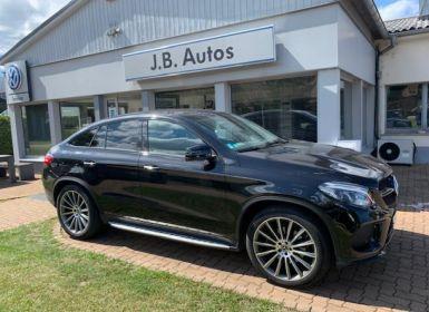 Vente Mercedes GLE Coupé COUPE 350d 4m FASCINATION Occasion
