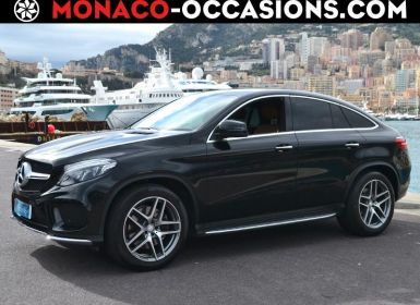 Vente Mercedes GLE Coupé Coupe 500 455ch Sportline 4Matic 9G-Tronic Occasion