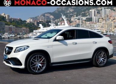 Vente Mercedes GLE Coupé Coupe 63 AMG S 585ch 4Matic 7G-Tronic Speedshift Plus Occasion