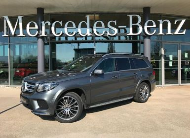 Achat Mercedes GLS 350d 258ch Executive 4Matic 9G-Tronic Euro6c Occasion
