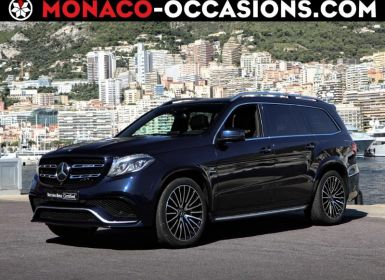 Vente Mercedes GLS 63 AMG 585ch 4Matic 7G-Tronic Speedshift Plus Occasion