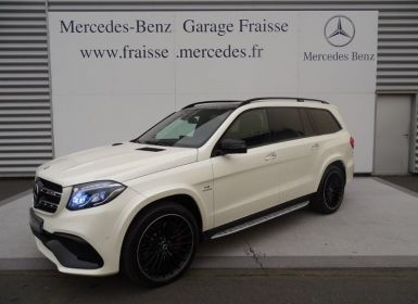 Achat Mercedes GLS 63 AMG 585ch 4Matic 7G-Tronic Speedshift Plus Euro6d-T Occasion