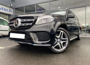 Vente Mercedes GLS (X166) 350D 258CH EXECUTIVE 4MATIC 9G-TRONIC Occasion