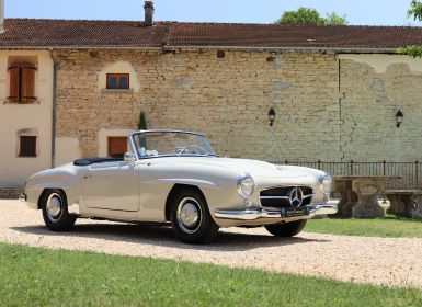 Mercedes SL 190 hard top Occasion