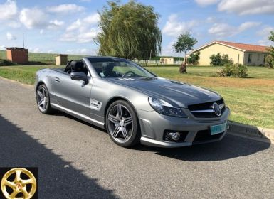Vente Mercedes SL 2 AMG II (3) 63 AMG 7G-TRONIC SPEEDSHIFT Occasion