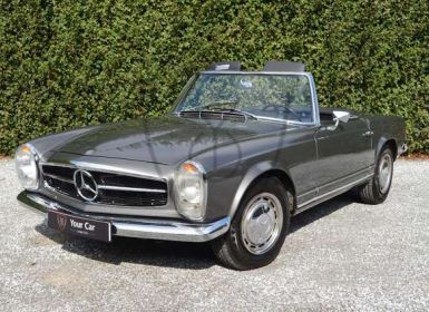 Vente Mercedes SL 230 PAGODE MANUAL GEARBOX GREAT CONDITION Occasion