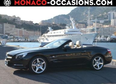 Vente Mercedes SL 350 7G-Tronic + Occasion
