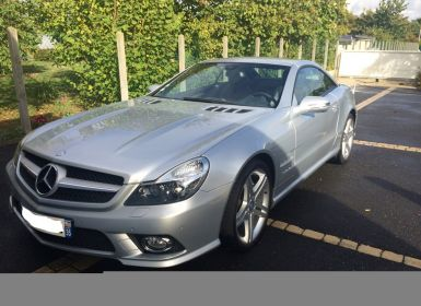 Voiture Mercedes SL 350 SPORT 7G TRONIC Occasion