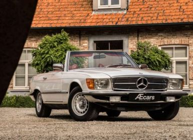 Mercedes SL 450 CABRIO - AUTOMATIC - RADIO - RED LEATHER Occasion