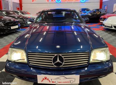 Vente Mercedes SL 500 Occasion
