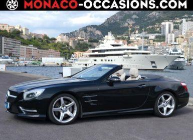 Vente Mercedes SL 500 7G-Tronic + Occasion
