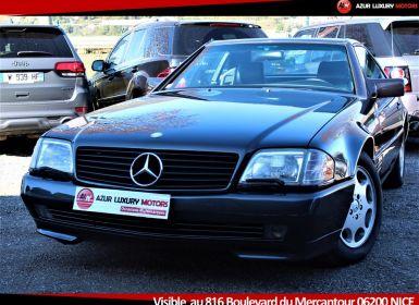Vente Mercedes SL 500 CABRIOLET Occasion
