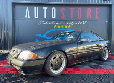 Achat Mercedes SL 500 ROADSTER BA4 4PLACES Occasion