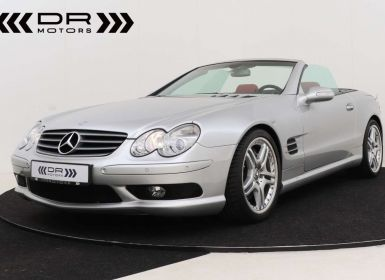 Vente Mercedes SL 55 AMG CLASSE ROADSTER (R230) Kompressor - Like NEW - Occasion