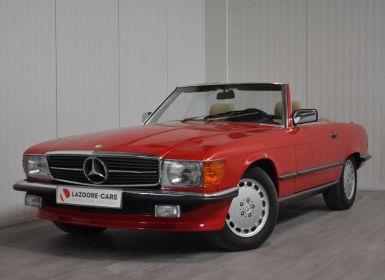 Vente Mercedes SL 560 Occasion