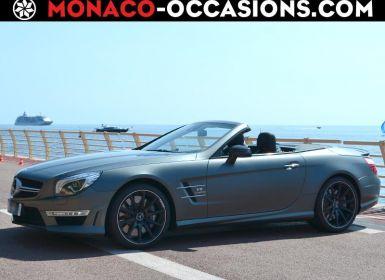 Voiture Mercedes SL 63 AMG Speedshift MCT Occasion