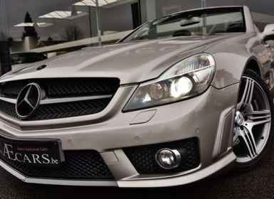 Vente Mercedes SL 63 AMG - XENON - GPS - LEDER - LUCHTVERING - CARBON PACK - Occasion