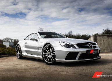 Achat Mercedes SL 65 AMG V12 Black Series *Limited 1/350* European* Occasion