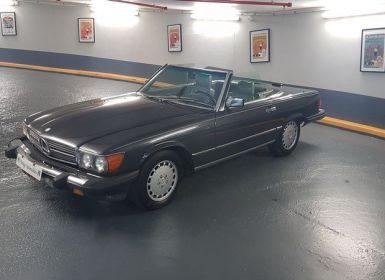 Vente Mercedes SL Benz 560 Occasion
