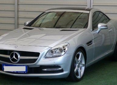 Voiture Mercedes SLK  250 d 9G-Tronic 204 / 06/2016 Occasion