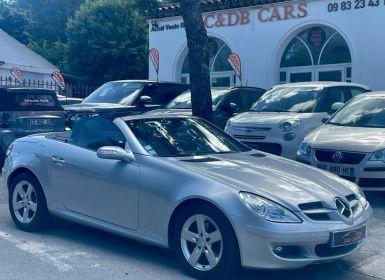 Mercedes SLK 200 K A Occasion