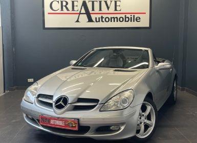 Vente Mercedes SLK 200 K A 163 CV 137 000 KMS Occasion
